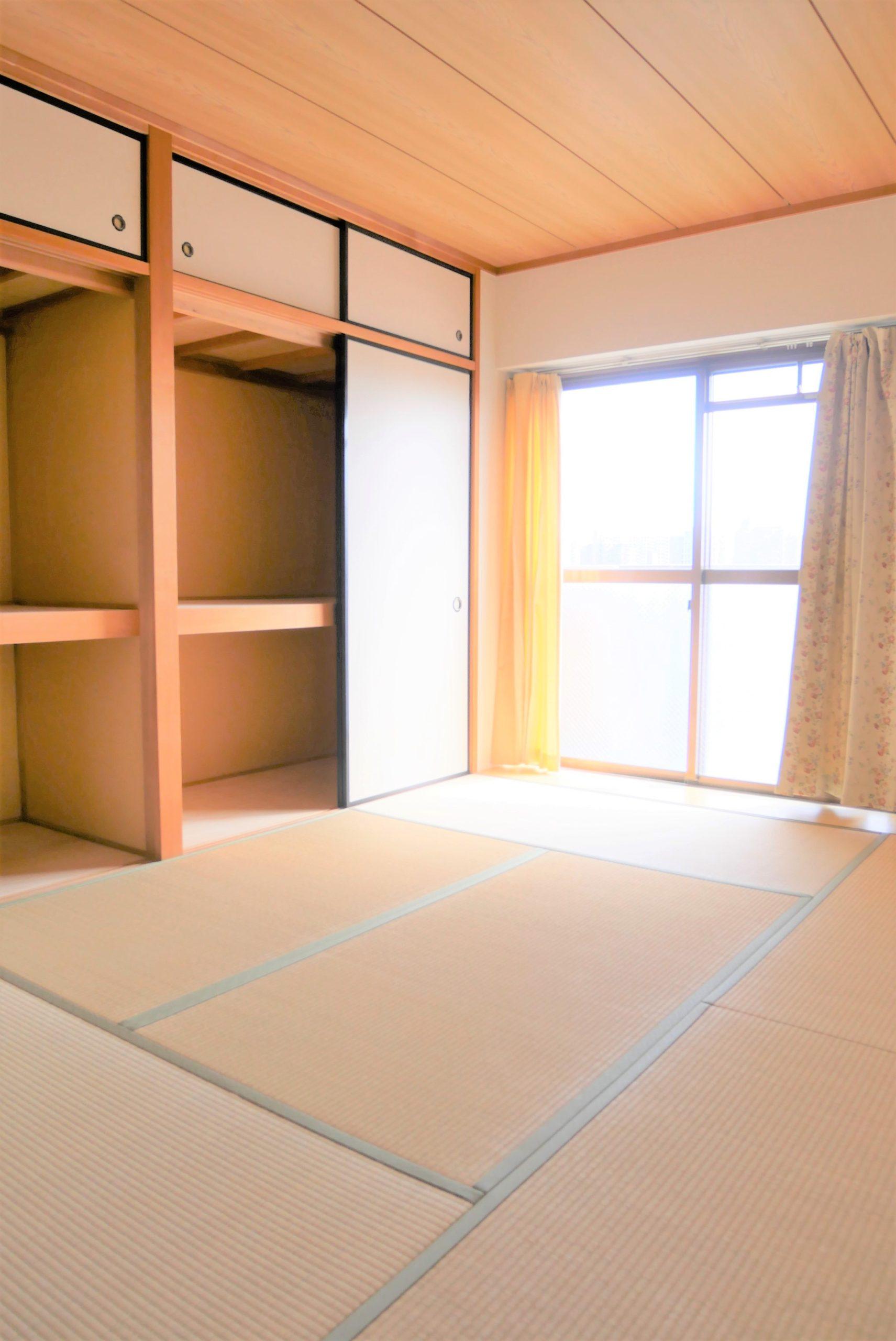 グランデール鶴田 402号室
