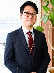 太田 吉洋(おおた よしひろ)代表取締役