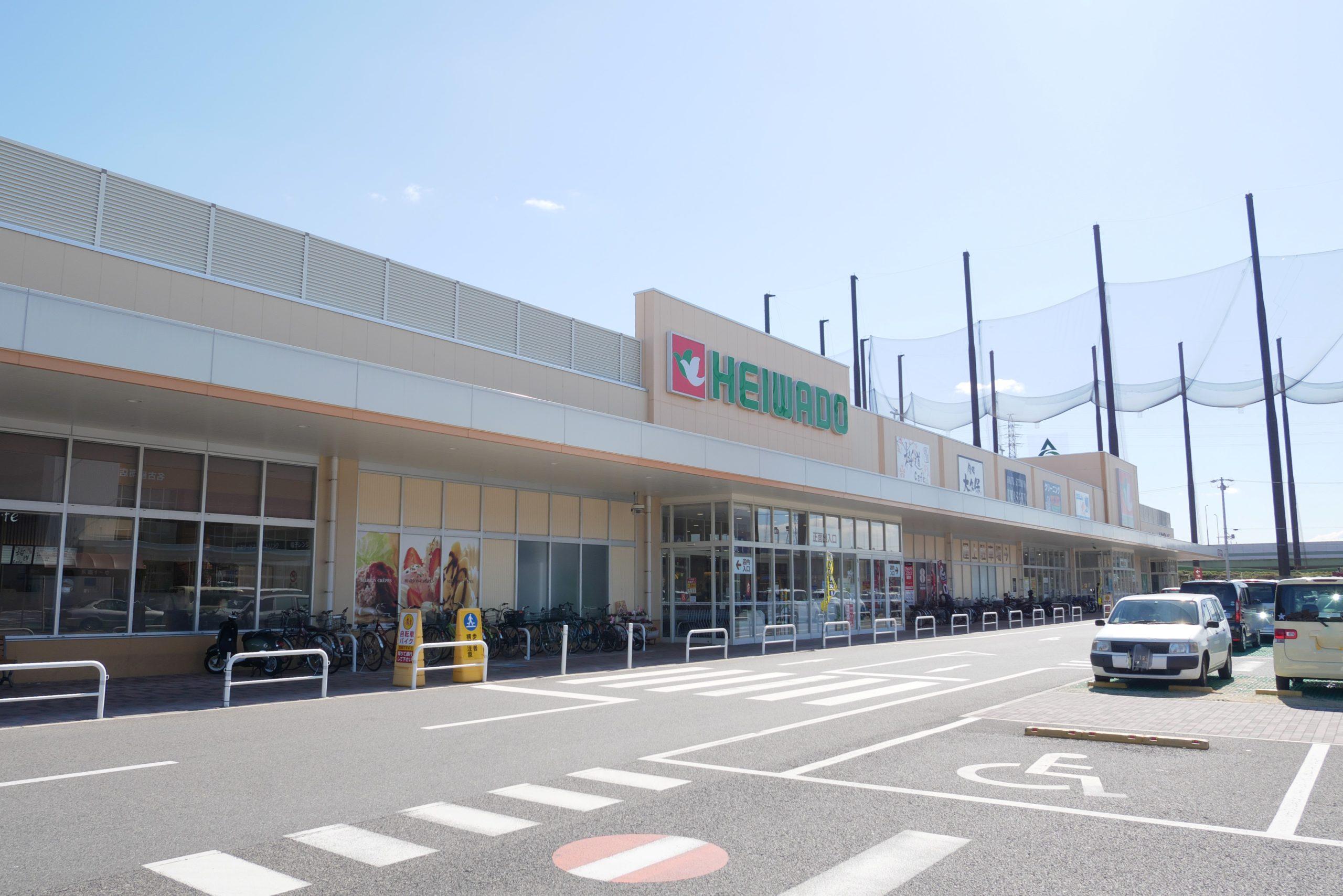 平和堂ビバモール名古屋南店