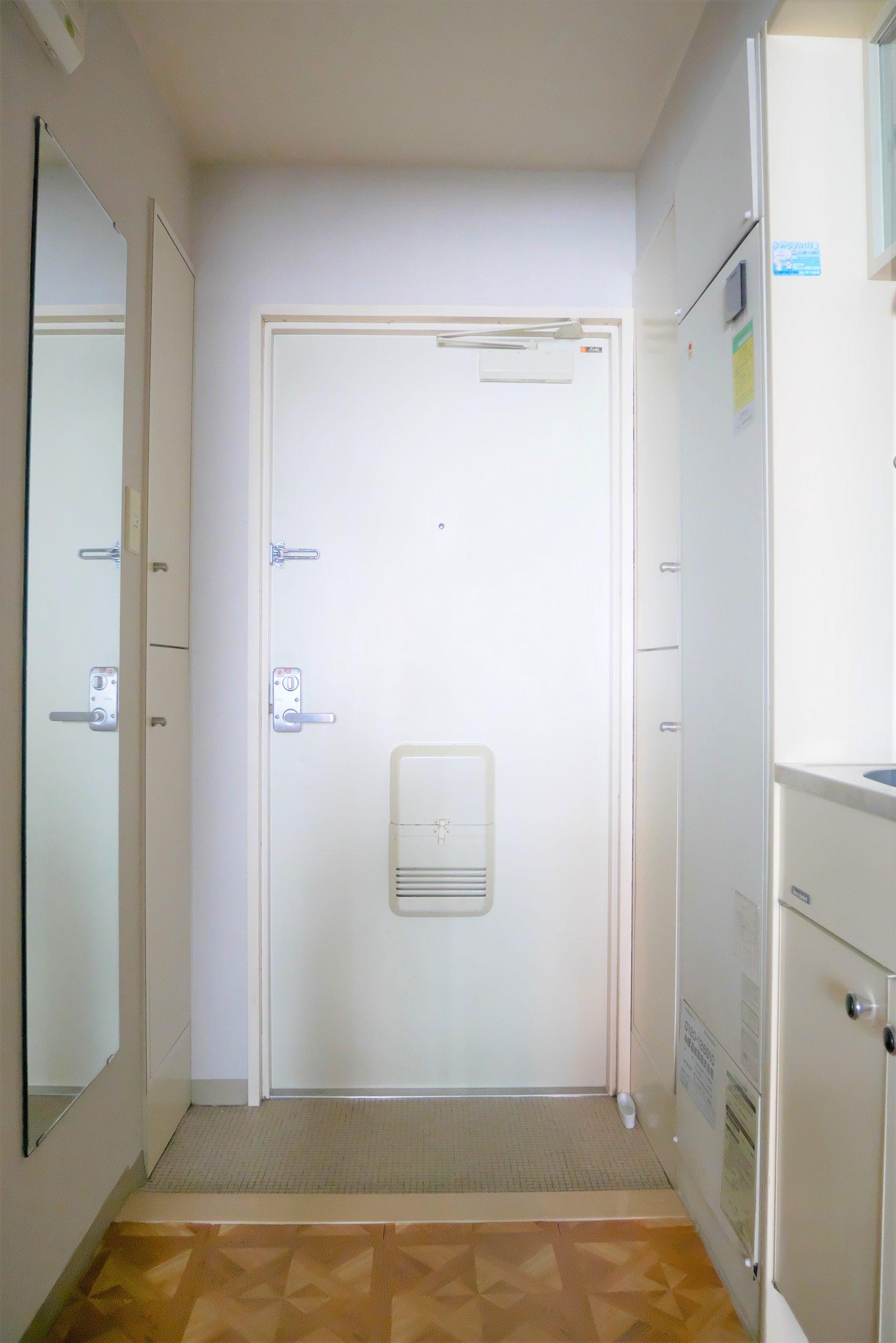 ライオンズマンションレディース汐路 204号室