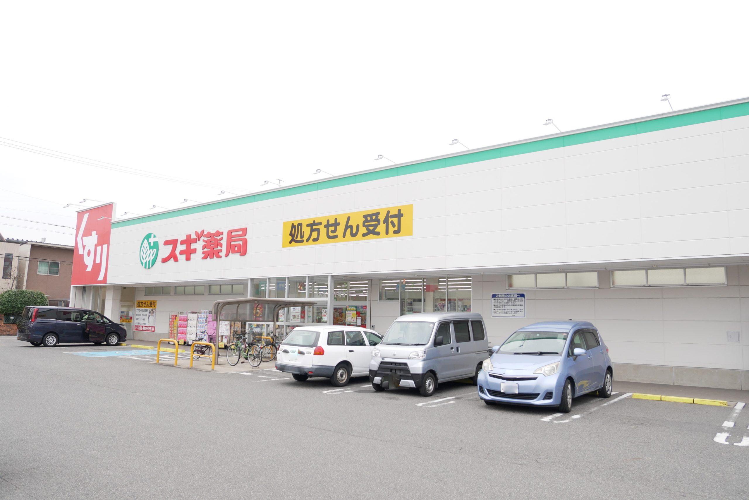 ・スギ薬局北内店