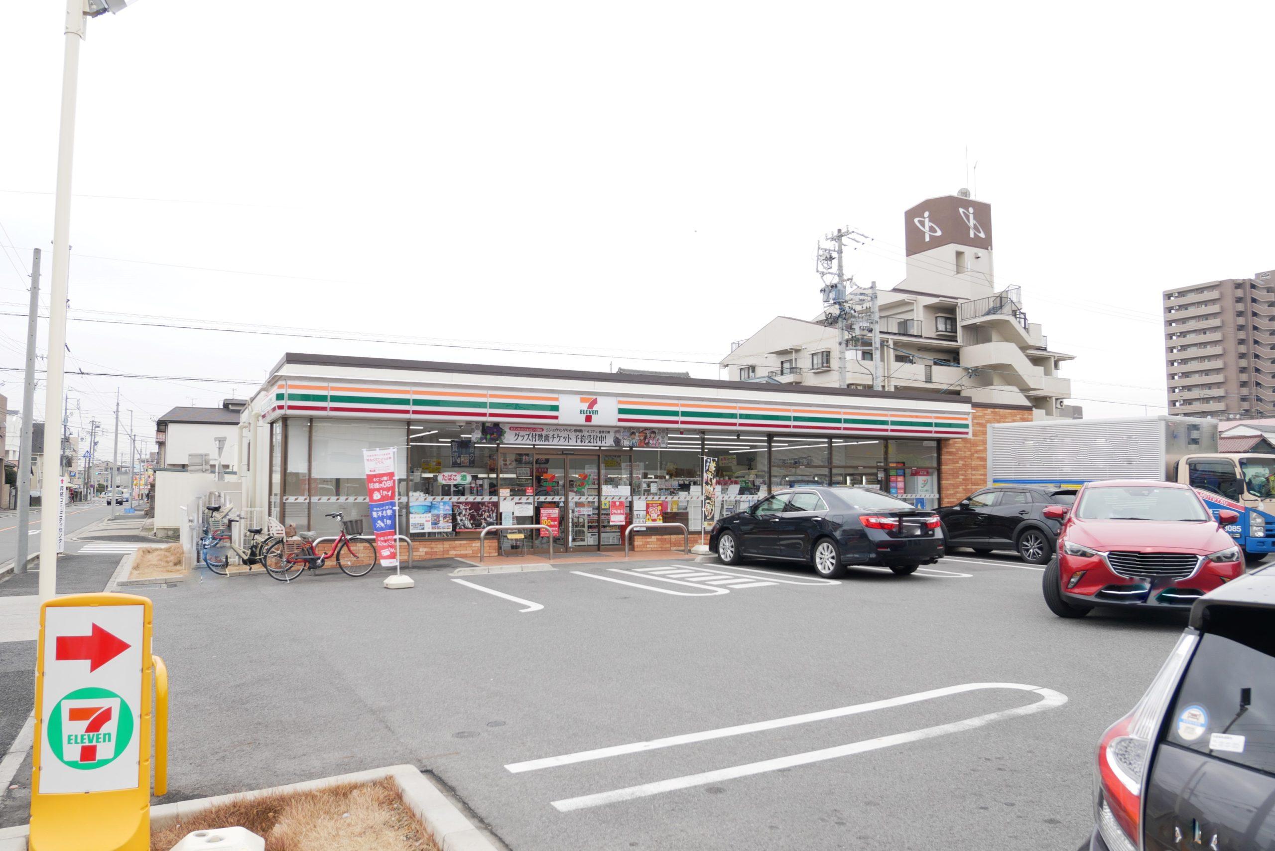 ・セブンイレブン名古屋薬師通店